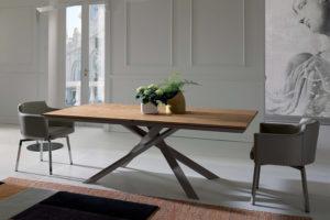 Ozzio tavolo allungabile a Milano