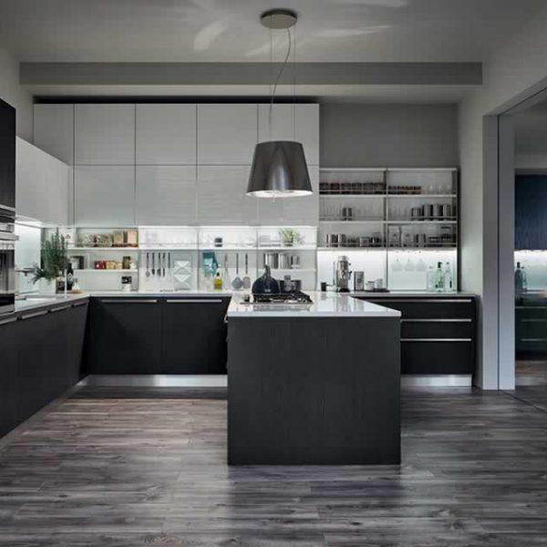 Cucine A Scomparsa Veneta Cucine.Veneta Cucine Modello Extra Casa Trasformabile