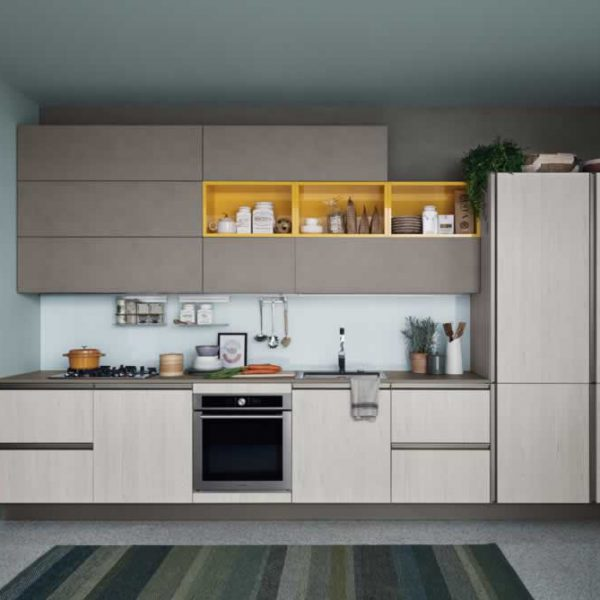 Cucine A Scomparsa Veneta Cucine.Veneta Cucine Modello Start Time Presa Casa Trasformabile