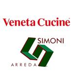 Veneta Cucine a Milano da Simoni Arreda