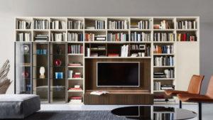 Librerie per soggiorni