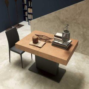 Tavolino alzabile e allungabile Ares Fold