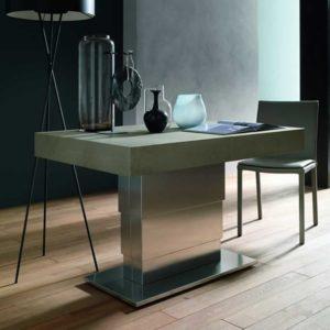 Tavolino trasformabile allungabile Ares Mega