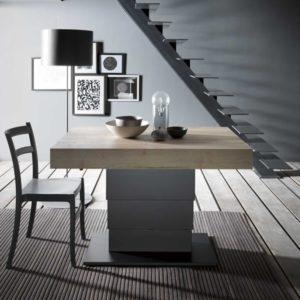 Tavolino trasformabile in tavolo da pranzo Ares Motorius