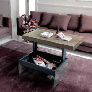 Tavolino alzabile Lugano