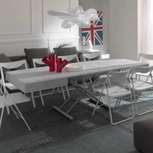 Tavolino alzabile e allungabile New Cover