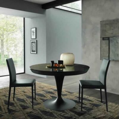 tavolo rotondo allungabile sun altacom